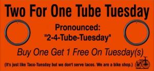 Tube Tuesday