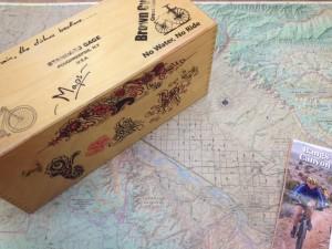 'Secret Map Box'